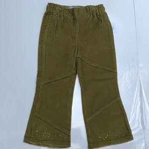 Taki-To Wien Girl Pants Corduroy
